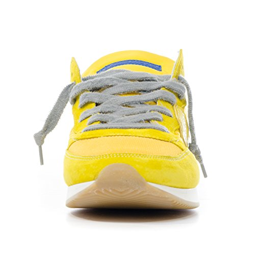 PHILIPPE MODEL TROPEZ SNEAKERS UOMO TRLU WX32