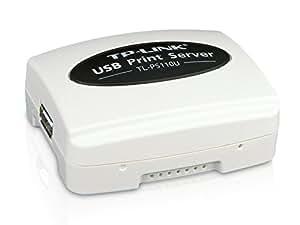 TP-LINK TL-PS110U Single USB 2.0 Port Fast Ethernet Print Server