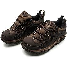 Walk Maxx Outdoor Fitness Schuhe Gr. 37-45 Sneaker Turnschuhe Laufschuhe braun