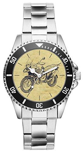 Geschenk für BMW R1200GS Motorrad Fans Fahrer Kiesenberg Uhr 20226