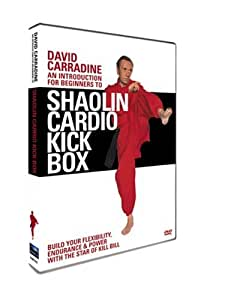 David Carradine - An Introduction For Beginners To Shaolin Cardio Kick Box [DVD]