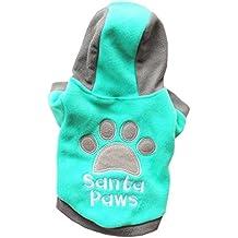 Ropa para mascotas de Navidad,RETUROM 2018 encantadora ropa de invierno cálido cómodo para mascotas gato perro