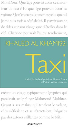 Taxi (Mondes arabes) (French Edition)