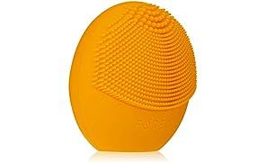 FOREO LUNA play Dispositivo de Limpieza Facial, Sunflower Yellow