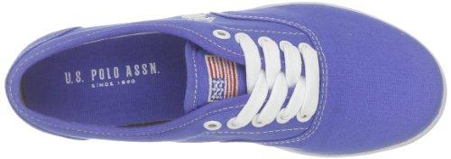 US Polo Assn ,  Sneaker donna Blu (Bleu (Blu))