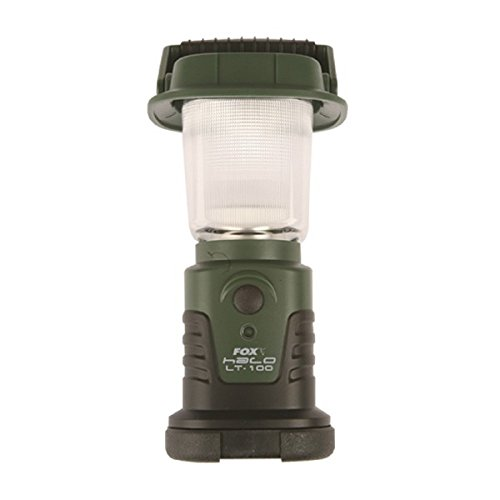 Fox Halo LT-100 Lantern Lampe Zeltlampe Karpfenzelt #CEI085