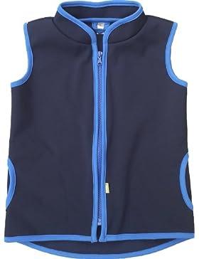 Kinder Softshell Weste WINDY mit leichter Fleece-Schicht innen, Wassersäule: 10.000 mm, Gr. 92 – 128, FARBAUSWAHL