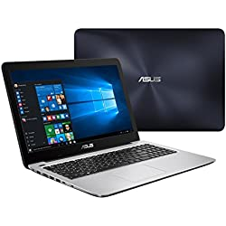 Asus R558UQ-DM513D 15.6-inch Laptop (7th Gen Core i5-7200U/4GB/1TB/DOS/2GB Graphics), Dark Blue