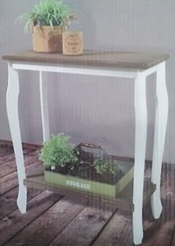 TABLE BOIS STYLE SHABBY LOUIS XV SELLETTE BAROQUE CAMPAGNE GUERIDON CONSOLE