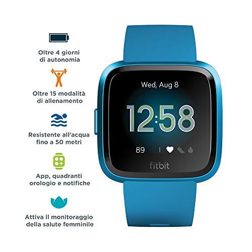 Zoom IMG-1 fitbit versa lite smartwatch per