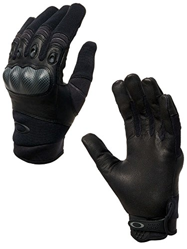 Oakley Handschuhe Factory Pilot Schwarz Gr. L