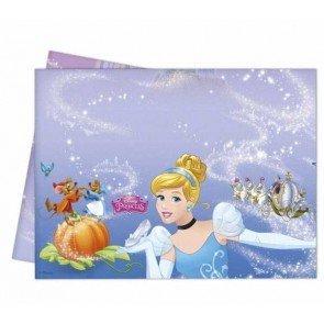Disney Cinderella Kunststoff Tischdecke 120x180cm