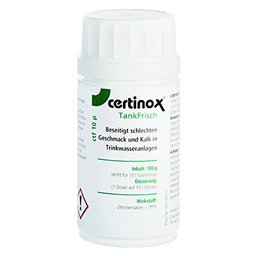 Preisvergleich Produktbild Certisil Certinox TankFrisch ctf 10 - für 10 Liter Spülmenge