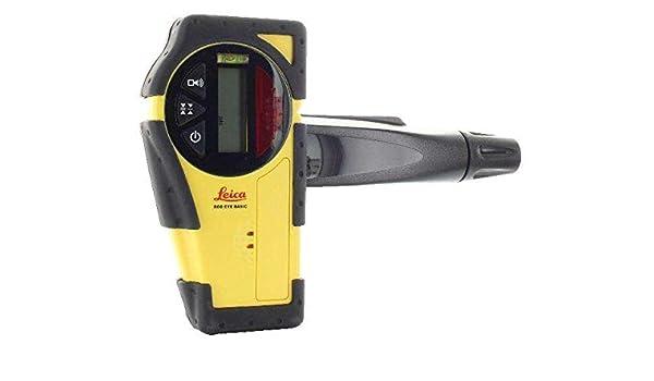 Laser empfänger leica rod eye basic amazon baumarkt