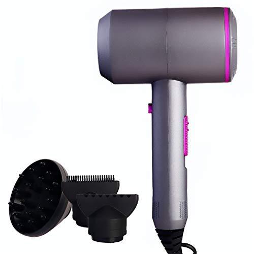 Soplador de martillo caliente y frío secador de pelo de iones de pelo cuidado del cabello peluquería...