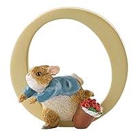 Beatrix Potter Alphabet Letter O Peter Rabbit Figurine