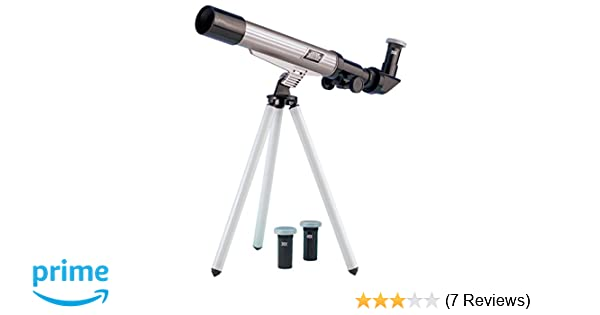 Eduscience mm astronomical telescope with tripod amazon