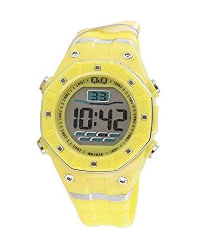 Citizen 1077J006y - Reloj unisex, correa de silicona