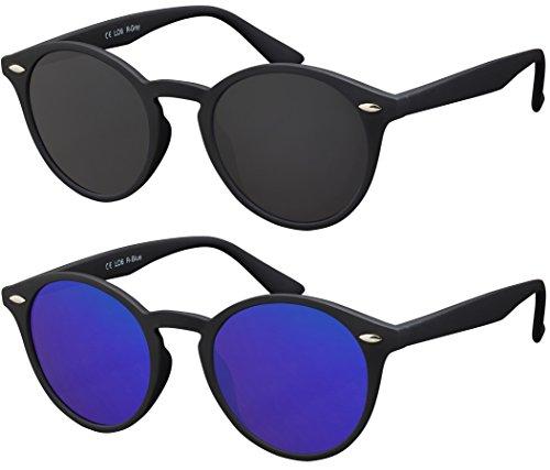 original-la-optica-verspiegelte-uv400-runde-unisex-retro-sonnenbrille-farben-einzel-doppelpacks-dopp