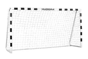 HUDORA Fußball-Tor Stadion - Fußballtor Garten groß - 76909