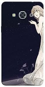 Delberto Printed Back Cover for Samsung Galaxy S8 Plus