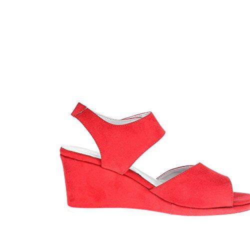 Cinzia Soft 511042CS Sandale Femme Rouge