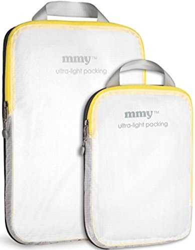 mmyTM Ultra-Light Travel Ripstop Silnylon Compression Packing Cube (Se