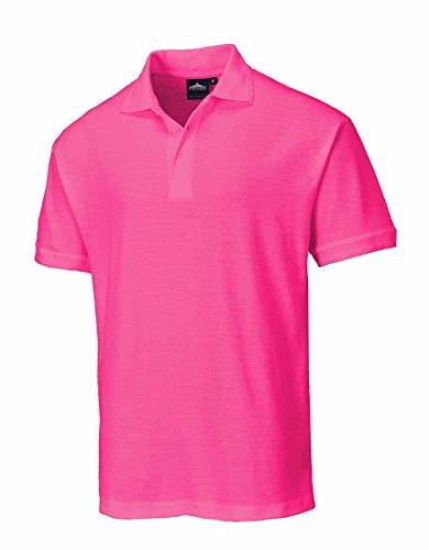 Portwest B209–Polo de las Ladies, oxB209-BLEU ROYAL-XL Pink