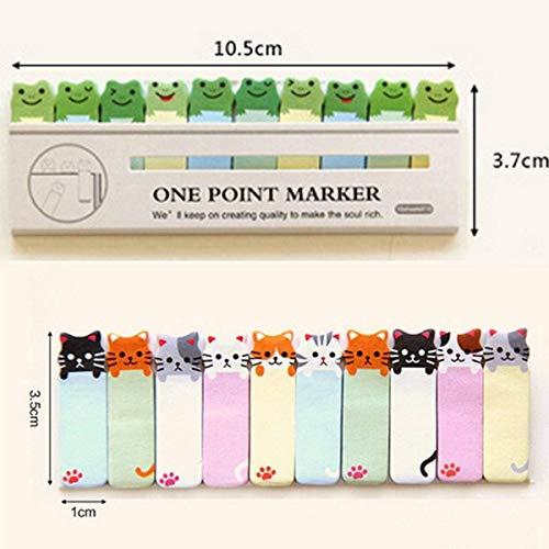 Zoom IMG-1 camtoa notepads memo sticker cartoon