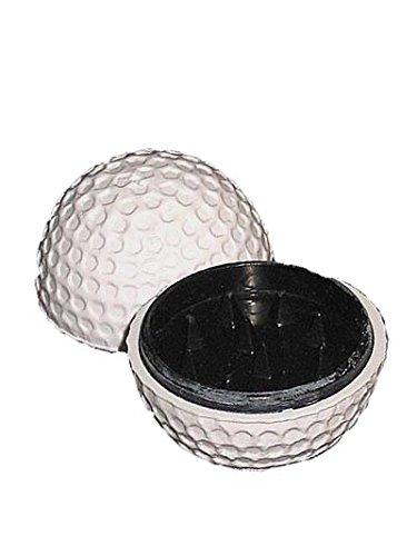 Witziger Acryl-Grinder Golfball - 2 Teile, 4 cm Durchmesser - head&nature Smoke Shop - Acryl Grinder