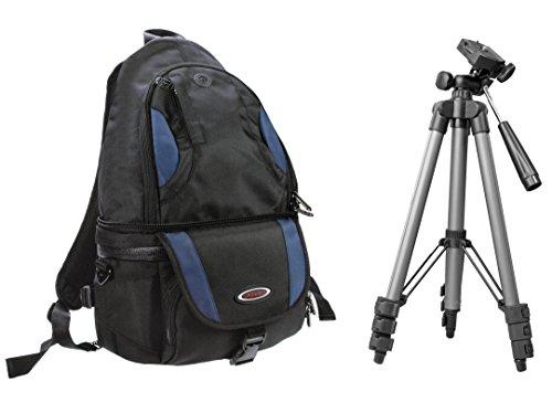 Foto Tasche und Rucksack ADVENTURE All-in-one Set mit Reisestativ und Stativbeutel