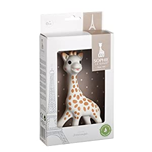 Sophie The Giraffe in Fresh Touch Gift Box 2