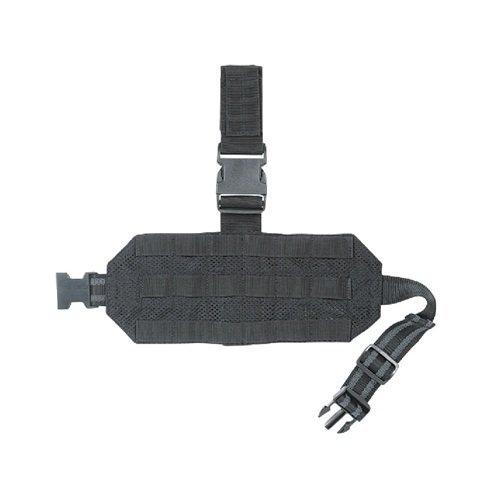 Voodoo Tactical 20–0129001000Mesh Drop Leg Plattform, Schwarz