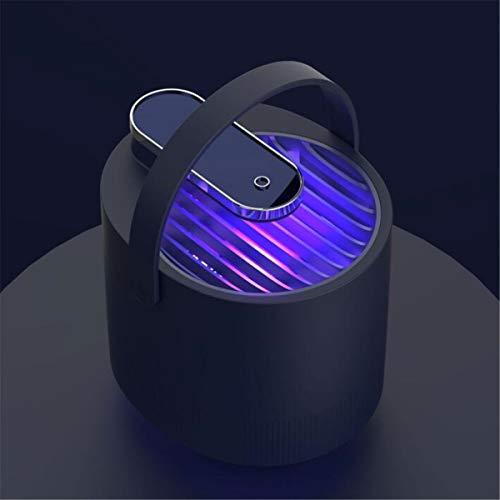 NUO-Z Moskito-Lampe, lila Strudel-Ausgangsinnenmoskito-Lampe LED-Lichtquelle-physikalischer Einsteckantimoskito - Roach Spray