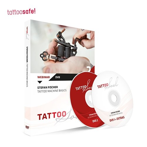 TATTOO Stefan Fischer - Tattoo Machine Basics