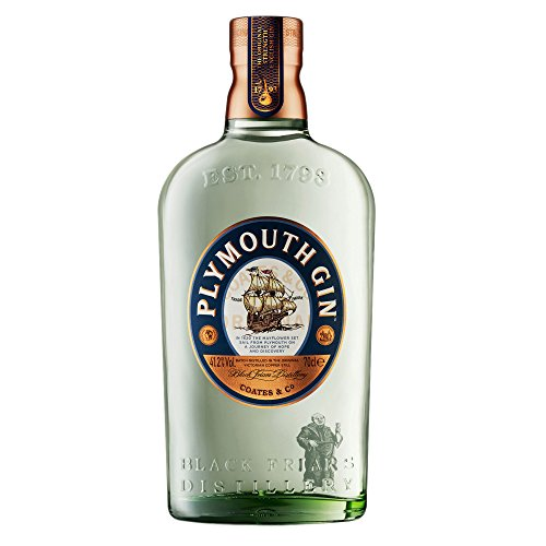 Ginebra Plymouth Gin Original 70cl