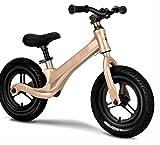 Baianju Scooter para Niños Pequeños para Niños Bicicleta para Niños Equilibrio Coche para Niños Y Yo para Niños con Aleación De Magnesio Tobogán