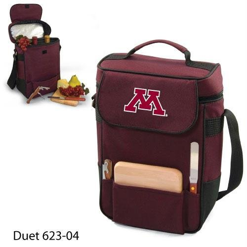 university-of-minnesota-embroidered-duet-tote-burgundy-by-picnic-time