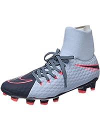20c204fa171b Nike Hypervenom Phelon 3 Df FG Mens Football Boots 917764 Soccer Cleats 400