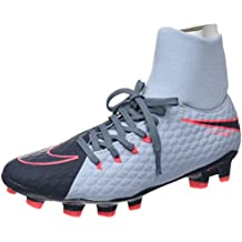 Nike Hypervenom Phelon 3 Dynamic Fit (FG), Zapatillas de Fútbol para Hombre