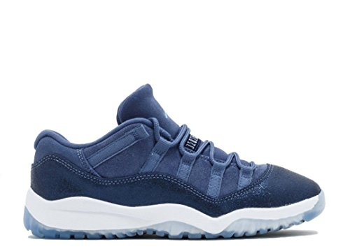 reputable site be82f f845b Jordan Little Kids Jordan 11 Retro Low PS blue moon polarized blue-binary  blue Size 3.0 US