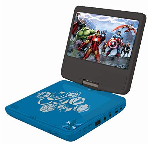 Lexibook DVDP6AV Marvel The Avengers DVD-Player