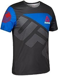 Reebok Shirt UFC Fight Kit Blank