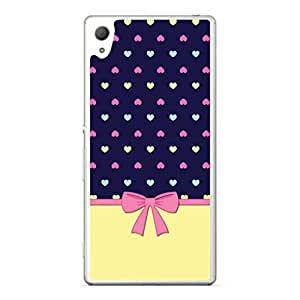 a AND b Designer Printed Mobile Back Cover / Back Case For Sony Xperia Z4 (SON_Z4_3113)