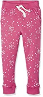 Mothercare Girl's Star Sports Pants, Pink, 12-18 Months (Manufacturer Size:86)