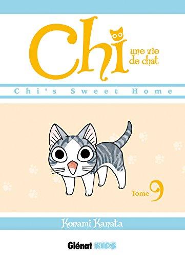 CHI - Une vie de chat Vol.9 par KONAMI Kanata