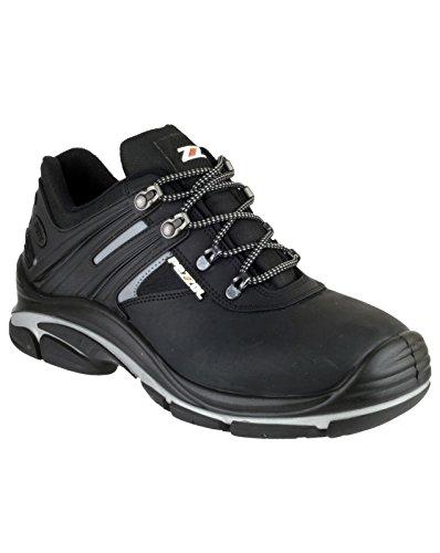 PezzolTornado Lo - Zapatos de Seguridad Hombre, Color Negro, Talla 40.5 EU