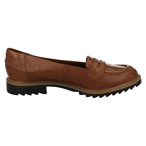 Clarks Griffin Milly, Stivali donna Nero nero Tan