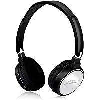 Amiubo Auriculares Bluetooth Micrófono inalámbrico de Alta fidelidad inalámbrico para Auriculares ...
