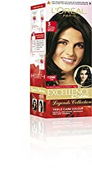 Loreal Paris Excellence Creme Legends Collection Mini, Shade 3, 50g